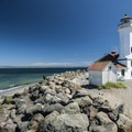 Point Wilson Lighthouse.- Iconic Lighthouses of the West Coast