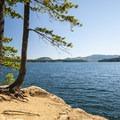 Lake Cushman North Shore West swimming hole.- Washington's 50 Best Swimming Holes