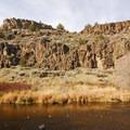 Donner und Blitzen Wild and Scenic River.- 20 Great Fall Hikes in Oregon