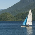 Lake Crescent from Log Cabin Resort.- 5 Reasons to make the trip to Lake Crescent