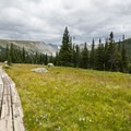 Hiking along the Jean Lunning Trail.- Best Hikes in the Colorado Front Range