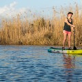 Stand-up paddleboarding on Cane Bayou.- 3-Day Adventure Itinerary in New Orleans, LA