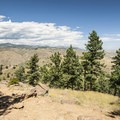 View north from Lookout Mountain Park.- Denver's Best Parks