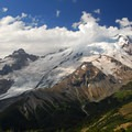 Mount Rainier (14,411 ft) from the Sunrise Rim Trail.- 100 Incredible Adventures in Our National Parks