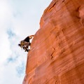 Climbing in Indian Creek attracts challengers from all over the world.- Bears Ears National Monument