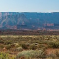 Classic Moab landscape.- The Colorado River Ecosystem