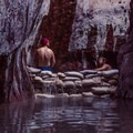 Enjoying secluded serenity in Arizona Hot Springs.- 10 Must-Visit Hot Springs