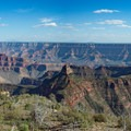 The view from Widforss Point in Grand Canyon National Park.- 7-Day Itinerary in Grand Canyon National Park