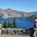 Crater Lake National Park.- Three Steps to Creating a More Accessible Outdoors for Kids