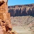 If you look closely enough, you may spot ancient ruins in high in canyon walls.- Bears Ears National Monument