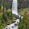 Fall Colors at Tumalo Falls. Photo by Stacie Scott.- Tumalo Falls + Creek Hike