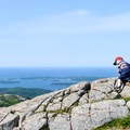 Cadillac Mountain in Acadia National Park.- Three Steps to Creating a More Accessible Outdoors for Kids