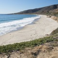 Nicholas Canyon County Beach.- L.A.'s 21 Best Beaches