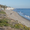 Dan Blocker State Beach.- Best of Malibu: Beaches, Camping, Parks and Trails