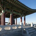 Korean Friendship Bell at Angels Gate Park.- City Parks You Definitely Need to Visit