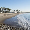 Cabrillo Beach south beach.- L.A.'s 21 Best Beaches