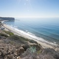 View from trail network in Abalone Cove Shoreline Park with Portuguese Point in the distance.- L.A.'s 15 Best Kid-Friendly Hikes