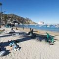 Avalon Bay Beach.- Southern California's Best Beaches