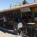 Cafe on Avalon Pier.- Southern California's Best Beaches