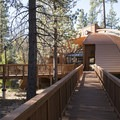 Chilao Visitor Center.- Exploring the Angeles Crest Highway: A Complete Weekend Itinerary