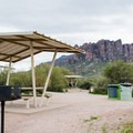 Cholla Day Use Area.- Superstition Mountain Hikes You Won't Want to Miss