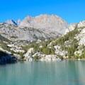 Second Lake.- California's Best Lake Camping