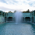 The larger pool is the cooler of the two pools at Keough Hot Springs.- 14 Soak-Worthy California Hot Springs