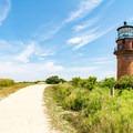Gay Head Lighthouse.- Guide to East Coast Lighthouses