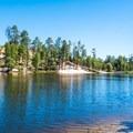 Rose Lake on Mount Lemmon near Tucson.- 10 Favorite Autumn Adventures in Arizona