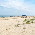 The clear waters at Race Point Beach offer the perfect place to cool off on Cape Cod's National Seashore.- Incredible Coastal Adventures in Massachusetts