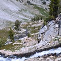 Start of the West Fork of the Wallowa River.- Best Places for Sasquatch Spotting