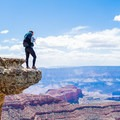 Finally, all the views you can handle. Cape Final.- 7-Day Itinerary in Grand Canyon National Park