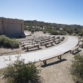 Amphitheater at Cottonwood Campground.- Guide to Camping in Joshua Tree National Park