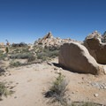Adobe ruins at Ryan Ranch.- 11 Best Day Hikes in Joshua Tree National Park