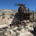 Lost Horse Mine.- Guide to Hiking in Joshua Tree National Park