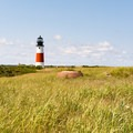 Sankaty Lighthouse.- Guide to East Coast Lighthouses
