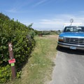 Beachside campsite at Beachside State Recreation Site Campground.- A Guide to Camping on the Central Oregon Coast