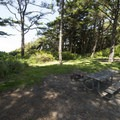 Campsite at Beachside State Recreation Site Campground.- A Guide to Camping on the Central Oregon Coast