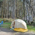 Camping at Cape Lookout State Park on the Oregon Coast.- The Ultimate Holiday Tent Gift Guide