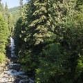 Bear Creek Falls.- Vancouver B.C.'s Incredible Waterfalls