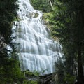 Bridal Veil Falls, Bridal Veil Falls Provincial Park.- The West's 100 Best Waterfalls