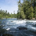 Chilliwack River at Tamihi Creek East Recreation Site Campground.- 5 Reasons Why You Should Spend a Weekend at Cultus Lake