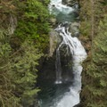 Lynn Creek below Lynn Canyon Suspension Bridge.- Vancouver B.C.'s Incredible Waterfalls