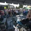 An amazing set by Portland's famed Hill Stomp at the 2016 Summer Solstice Block Party.- Outdoor Project's 2017 Block Party Series