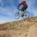 Hitting a double on a college commuter bike (so you really have no excuse). Squaw Peak Loop.- Remembering Outdoor Project Contributor Aden Williamson