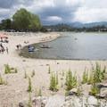 Swim beach at East Public Boat Launch on Big Bear Lake.- 3-day Itinerary for Big Bear Lake, California