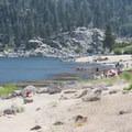Big Bear Lake West Shore Beach.- 3-day Itinerary for Big Bear Lake, California