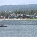 View east to residences along Big Bear Lake.- 3-day Itinerary for Big Bear Lake, California