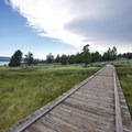 Alpine pedal path at Juniper Point Day Use Picnic Area.- 3-day Itinerary for Big Bear Lake, California