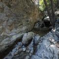 Falls Creek below Big Falls.- Best Day Hikes Near Palm Springs